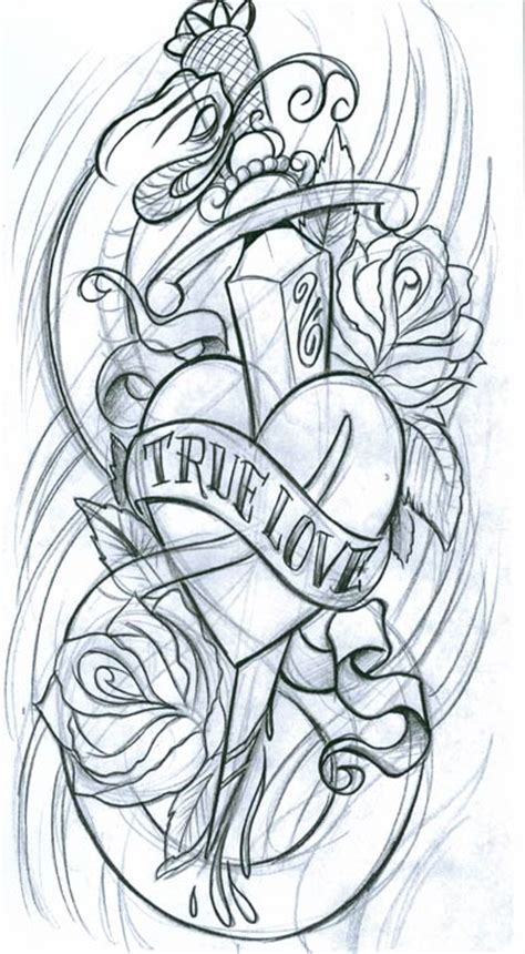 true love tattoo design true design flash pictures