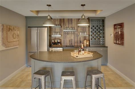 Backsplash Tile Ideas Small Kitchens basement bar kintyre model 2015 spring parade of homes