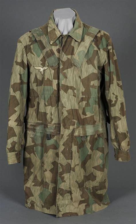 Monti Tunic fallschirmjager german uniforms camo and