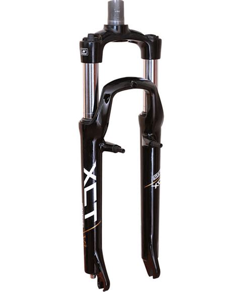 Shock Xct sr suntour xct v4 v 26in suspension fork black je cycles