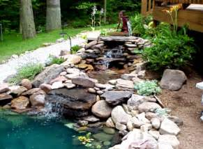 Water Feature Ideas For Small Backyards Fish Pond On Small Water Gardens Fish Ponds And Ponds Goodhomez
