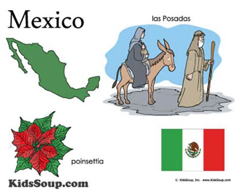 kindergarten activities mexico christmas in mexico ideas for the classroom kidssoup