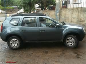 Renault Duster Grey Renault Duster Official Review Page 40 Team Bhp
