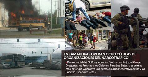 los narcos de tamaulipas en tamaulipas gobierna el narco por la corrupci 243 n local