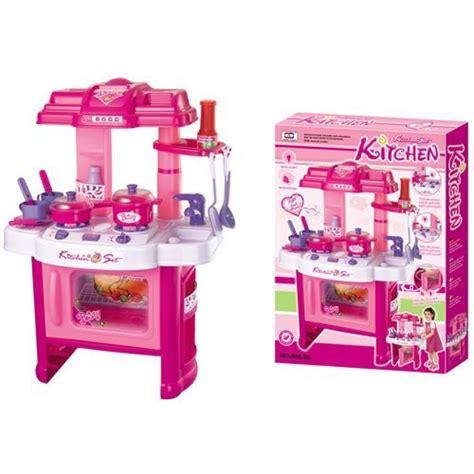 cocina  ninas deluxe rosa  luces  sonidos