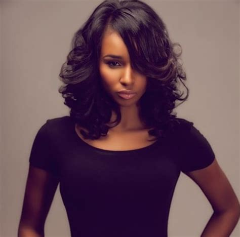 s curl hair styles for blackwomen 10 best bob hairstyles for black women faceshairstylist