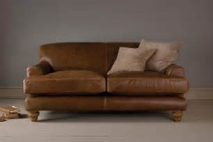 Leather Sofas And Chairs The Low Arm Leather Sofa By Indigo Furniture