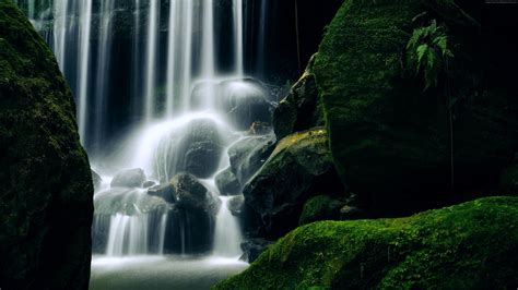4k wallpaper waterfall wallpaper waterfall 5k 4k wallpaper new zealand travel