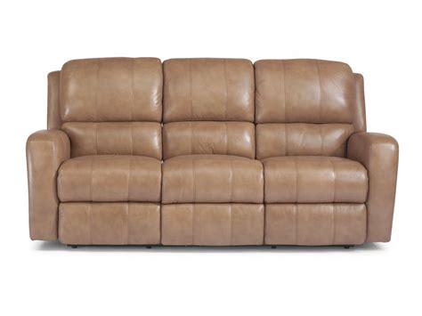 flexsteel leather sofa colors flexsteel living room leather power reclining sofa 1157