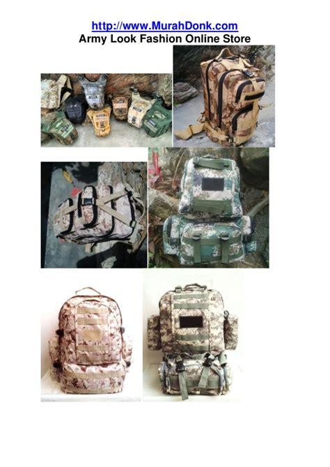 Slempang Kecil Army www murahdonk jual tas army jual ransel army tas