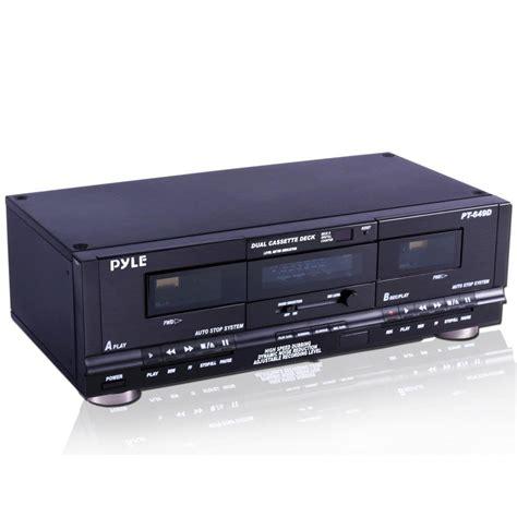 registratore a cassette registratori a cassette nuovi quali modelli acquistare