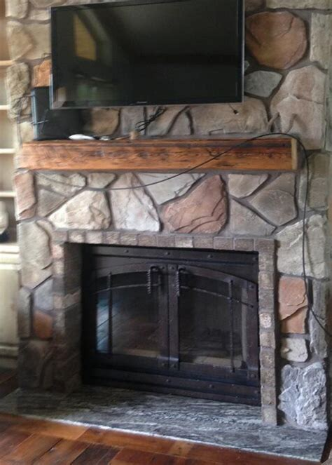 Reface Fireplace With by Fireplace Reface Ironhaus