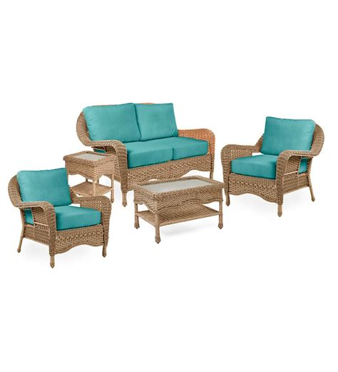 plow and hearth coffee table outdoor side tables outdoor furniture outdoor living