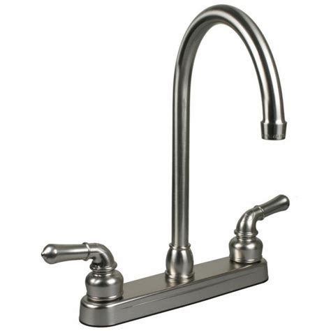 kitchen faucets sprayer mobile home kitchen faucet with sprayer