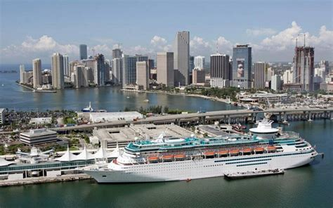 miami port port miami expansion plans draw miami news newslocker