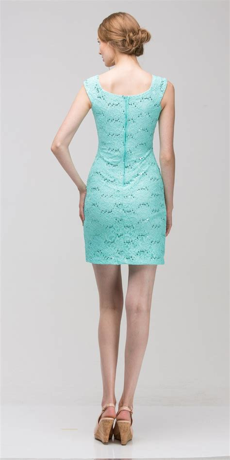 Above The Knee Tank Dress by Ivory Gold Above Knee Lace Fitted Cocktail Dress Tank