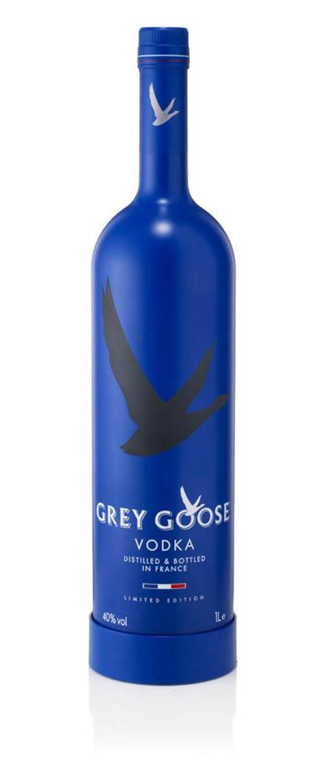 Grey Goose Tumbler Limited Edition grey goose quot vision quot limited edition bottle for new year s beverage media
