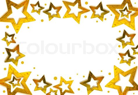 Model Home Interior Design Jobs by Christmas Star Frame Stock Photo Colourbox