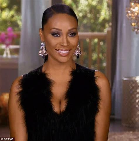 phaedra without weave cynthia bailey without makeup make up on pinterest 187