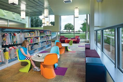 how to design library space with in mind library by - Kid Spaces Design