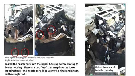 2010 jeep liberty heater not working jeep commander hvac blend door and heater repair