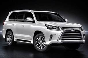 best 8 seater suv lexus lx570 best cars