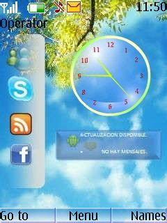 download samsung style nokia theme mobile toones download new menu style clock nokia theme mobile toones