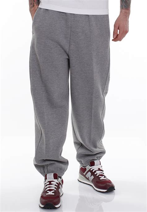 Grey Sweatpants by Classics Basic Grey Sweat Streetwear