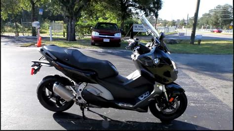 2013 bmw c600 sport in black at cycles of ta bay