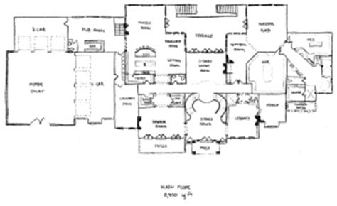 playboy mansion floor plan a homes of the rich reader s mega mansion design homes