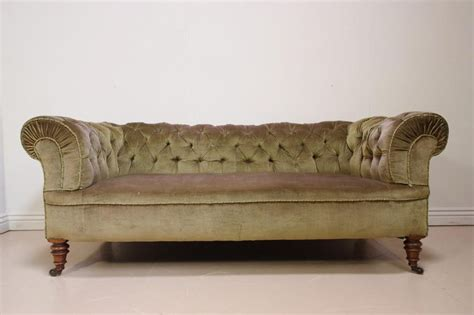 antique victorian chesterfield sofa antiques atlas
