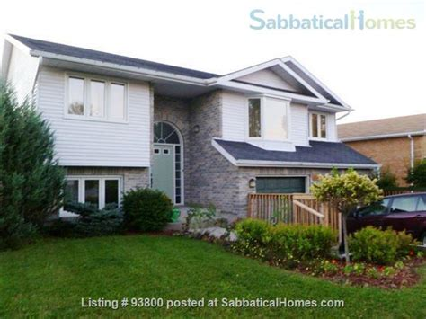 3 bedroom house for rent kingston ontario sabbaticalhomes com kingston canada home exchange house