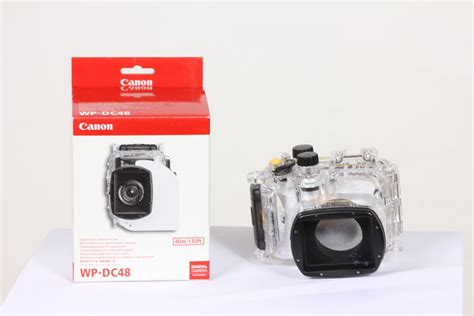 Canon Underwater Wp Dc48 For G15 waterproof canon wp dc48 for powershot g15
