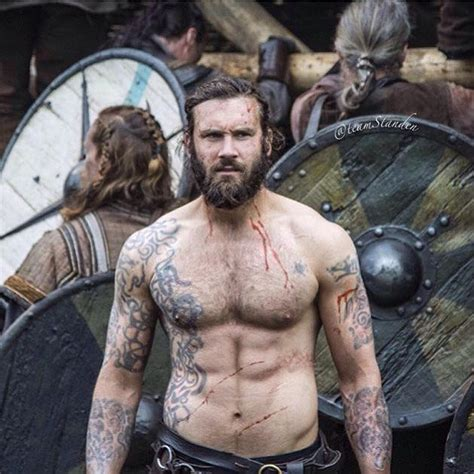 rollo viking arm tattoo he can dress up his tattoos and cut his hair but can