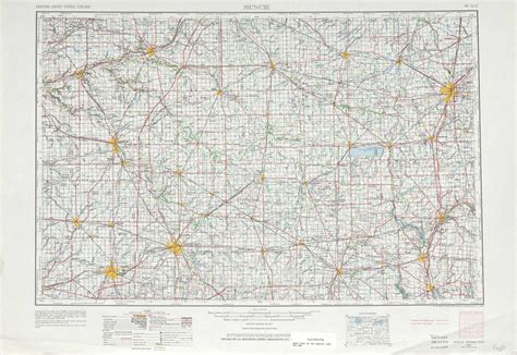 usgs maps muncie topographic maps in oh usgs topo 40084a1 at 1 250 000 scale