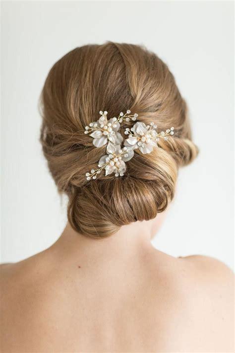 Vintage Wedding Hair Pins by Wedding Hair Pins Bridal Hair Pins Pearl Hair Pins
