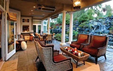 house plans with outdoor living luxury outdoor living ideas house plans and more