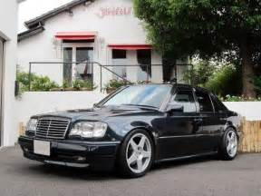 Mercedes 60s Mercedes E 60 Amg Technical Details History Photos