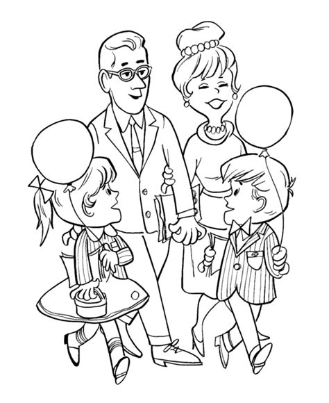 Parents Day Coloring Pictures Coloring Pages Parents Coloring Pages