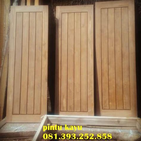 Ranjang Kayu Jati Di Jakarta harga pintu kayu dijakarta mbarepjati 0813 9325 2858