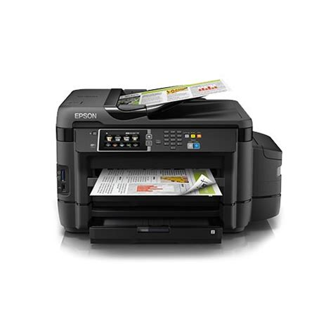 jual epson l1455 wireless duplex printer a3 inkjet