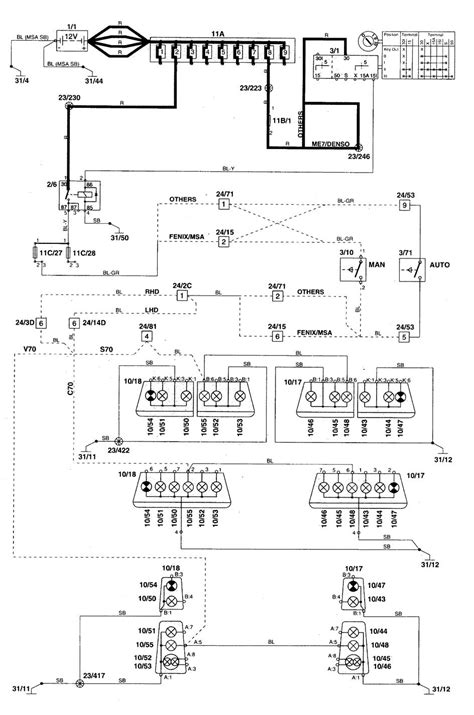 2005 volvo xc90 rear suspension diagram wiring diagrams