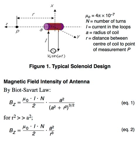 inductor magnetic field strength calculator electromagnetic can i increase range of a near field magnetic inductor from 10cm to 100cm by
