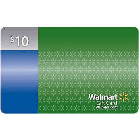 Gift Cards For Walmart - 10 walmart gift card walmart com