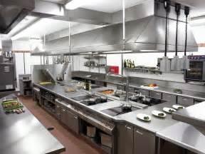 home commercial kitchen equipment design
