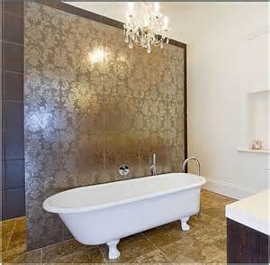 bathroom tile feature ideas master bath accent walls essence design studios llc
