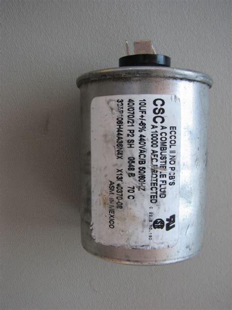csc capacitors csc 10uf 440vac 325p106h44a36n4x capacitor