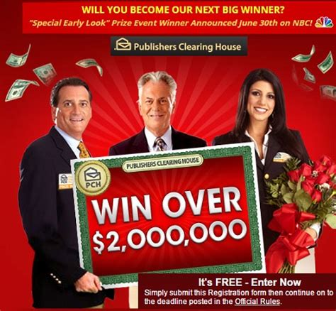 Pch Life - pch win over 2 million then 10k a month for life sweeps maniac
