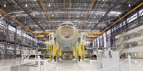 check out the inside of the 600 000 lakefront cabin airbus has a new 600 million alabama factory where it