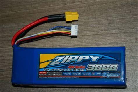 Batre Baterai Lipo Battery 11 1v Zippy Flightmax 3s 2200mah 40c zippy flightmax 4s 3000mah 14 8v 20c lipo battery with xt 60 connector uav uas drone fpv